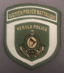Estado de Kerala - Policia Femenina