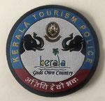 Estado de Kerala - Policia Turistica