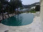 тентовое покрытие для бассейна