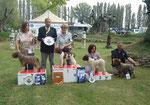 NUTELLA DEL MONTE DELLA DEA - 4° ECC - Raduno CIL Bagnara 13-10-2012