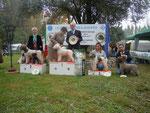 NUTELLA DEL MONTE DELLA DEA - 4° ECC CLASSE CAMPIONI - RADUNO CIL BAGNARA 19-10-2013