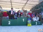 GINKO - BOB - 2° BIS Razze Italiene - 3° Gruppo 6 - Siena 01-04-12
