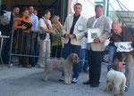 EMY - Proprietario Gallerini Fabio - 1° ECC. CAC RADUNO C.I.L. BASTIA UMBRA 22-05-11