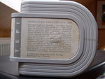 Beispiellieder einer 1 Std. Tefifonkassette