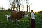 """.... und haben grossen Respekt vor uns """"Rindern"""""""
