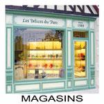 Agencement de Magasins