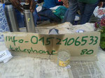O-Platz Unterstützer-Telefon