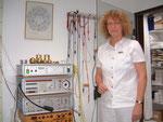 Heike Drolshagen: Lab, ONDAMED, Dorn / Breuß Method, Homeopathy, Vegaselect, Bicom, Mitosan, Indumed, Vegacolor, Kinsiology, Felexology, i.v. Infusions, Matrix Therapy, EKG, Allergy Testing