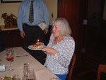Antje Kessler, 63 Birthday, December 10, 2008, Venetian, Las Vegas