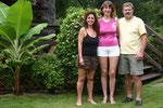 SILVIA BINDER left (ONDAMED) and ROLF BINDER right (ONDAMED) with KARIN VAN HUELSEN N.D. , MEETING IN  BARNESVILLE, GEORGIA, 27th AUGUST, 2007