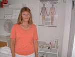 Anne Erdelt: Reflexology, Kinesiology, EKG, Allergy Testing, SEG, Ozon Therapy, Oxygen Therapy Ardenne, Matrix Therapy, Spirometry