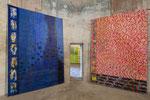 2 peintures de 2,5 x 3 m