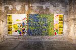 Peinture : 195 x 510 M