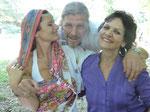 Carmen de Wasseige, Fabien Rodhain, Michèle Couty