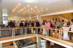 """Thomas Landt - Ausstellungseröffnung Kaamp Hüs - """"Sylt steht Kopf - Thomas Landt in Sicht"""" - Kampen 2014 - Sylt"""
