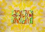 "Thomas Landt - ""Entweder - Oder IV"" - Aquarell auf Büttenpapier - 35x50 cm - 2014 - Sylt"