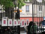 Thomas Landt - Kunstgraphik-Ausstellung Montmatre / Paris - April 2010 - Sylt