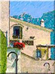 Costa d'Amalfi - Ravello, con le spalle al mare...