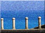 Tropea - Moderni Moai
