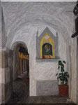 Cava de' Tirreni - Borgo Scacciaventi, Tabernacolo e taverna