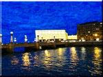 San Sebastian - Blu notte