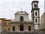 Cava de' Tirreni - Cava, La Basilica di S.Francesco