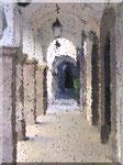 Cava de' Tirreni - Corso Umberto I, Arabesque