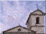 Cava de' Tirreni - Alessia, Chiesa, cielo e nuvole
