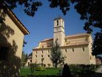 Napoli - La chiesa all'Eremo dei Camaldoli