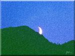 Cava de' Tirreni - Luna a Monte Finestra