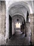 Cava de' Tirreni - Borgo Scacciaventi con pennello grossolano