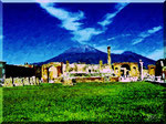 Campania Felix - Pompei, all'imbrunire