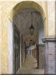 Cava de' Tirreni - Corso Umberto I, Incrocio con vicolo O.Galione