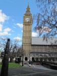 La Tour de l'horloge - Big Ben