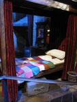 Le lit de Ron Weasley