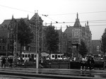 Station Amsterdam Centraal.