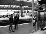 Bahnhof Amsterdam Bijlmer ArenA.