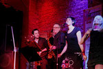 06.12.2012 - Paulo, Thilo,  Reimund, Lisa, Britta - Foto: Markus Haslmeier