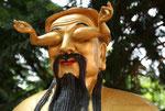 le parc aux 1 000 bouddhas
