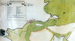 1794 Plano de la Bahía de Santander