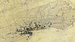 1870 Plano de Santander, por José Peñaredonda