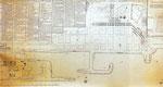 1794 Plano del ensanche proyectado hacia el este de la ciudad