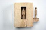 Kiste 17, Pappelholz, Farbe - 2013