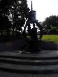Памятник Герою Советского Союза А.И. Маринеско