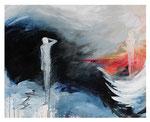 """""""hyperion""""  80x100cm Acryl auf Leinwand"""
