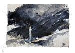 """daniel spark 2.""  20x30 cm Acryl auf Leinwand (sold)"
