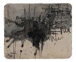 o.T. (XI)  Lithografiestein  2013