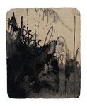 o.T. (VI)  Lithografiestein  2013