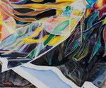 PSYCHEDELIC BAG 2020 Acryl auf Leinwand 50 x 60 cm