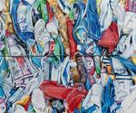 MAINSTREAM 2020 Acryl auf Leinwand 50 x 60 cm
